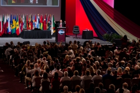 Toastmasters International convention extra